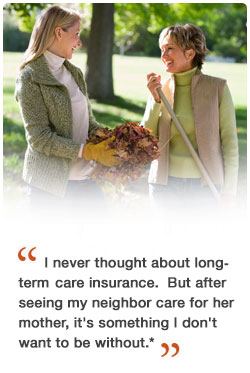 Get the facts about long-term care