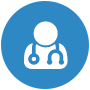 Benefits paperwork icon